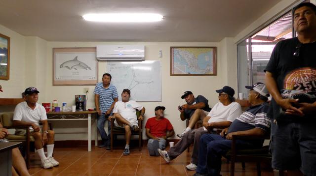 Islas Del Golfo SC De RL de CV fishing cooperative